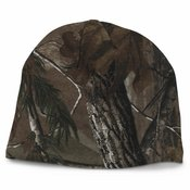 "Reversible 8"" Knit Camo Cap"